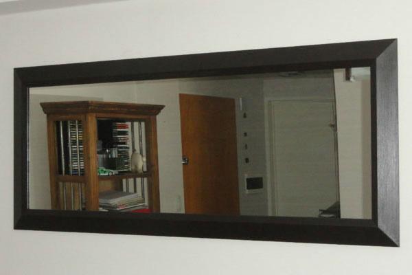 espejos con marco de madera - Espejos De Madera